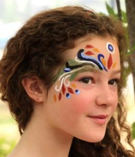 Introducing our Natural Face & Body Paint Kit