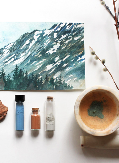 Adventuring into Natural Art with Cherith Cochran