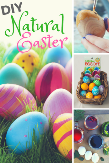 Spring Time- Natural Egg Dye Techniques, DIY Crafts, Wooden Eggs, and Nature Art Projects!