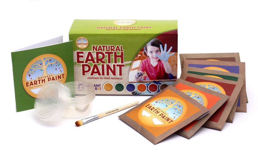 Natural Earth Paint Featured on TV!