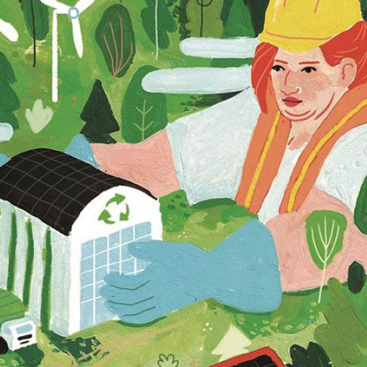 Giving Spotlight: Green America