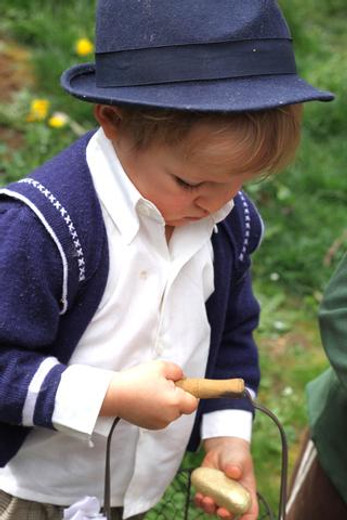 Nature Craft & Treasure Hunt for St. Patrick's Day
