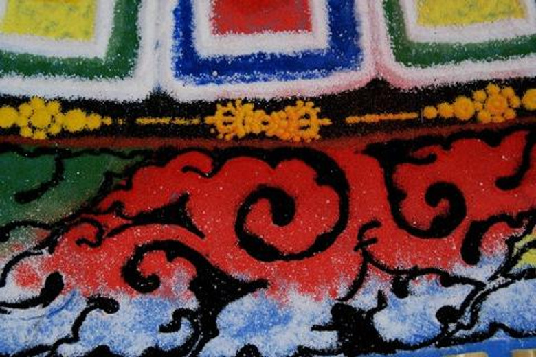 Natural Paint Through the Ages: Buddhism