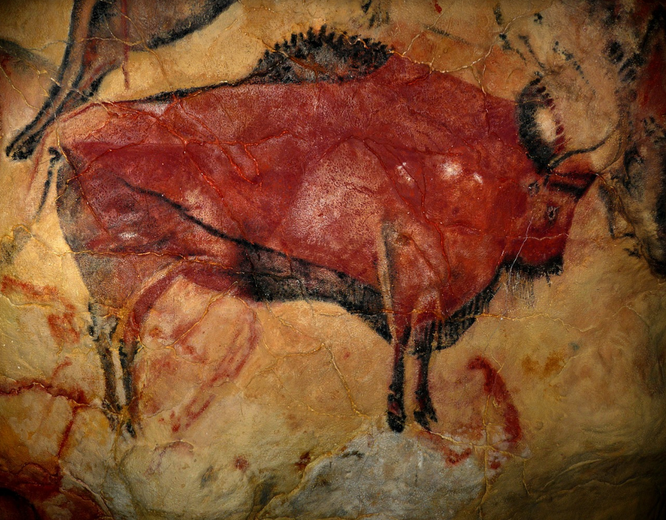 The Ancient History of Natural Earth Paints