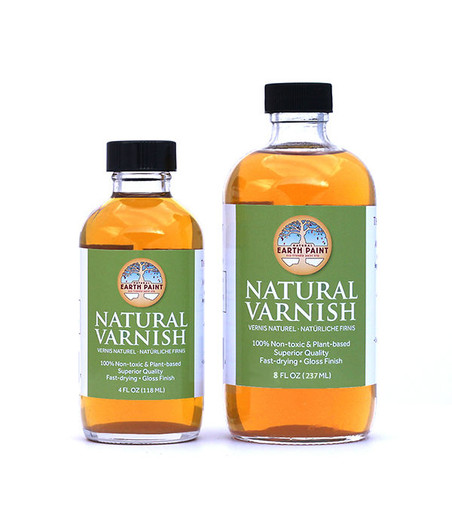Our Natural Varnish Has Arrived!