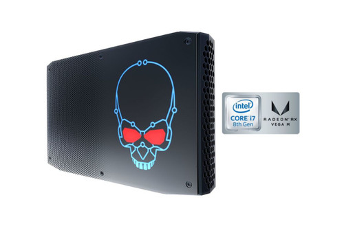 Intel Hades Canyon 8th Gen NUC with Overclocked i7 Processor - NUC8i7HVK