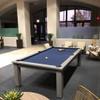 Eclipse Minimalist Pool Table - Full view 5