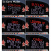 Skee-Ball Home Arcade Skeeball With Scarlet Cork - Thumbnail 4