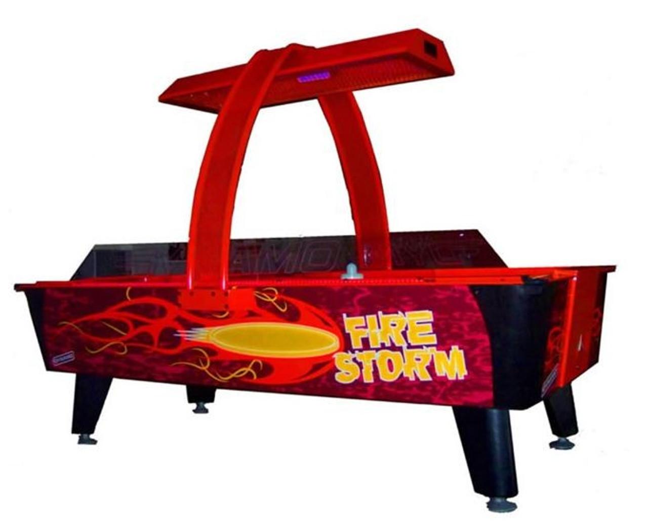 Dynamo Fire Storm Air Hockey Table