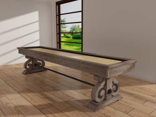 BARNSTABLE 12' SHUFFLEBOARD TABLE