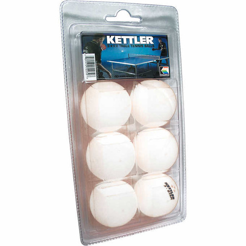 KETTLER TOP STAR XL-BUNDLE WITH 2 PADDLES AND COVER