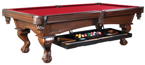 PERFECT DRAWER FOR 8' BILLIARD TABLES BY LEGACY BILLIARDS