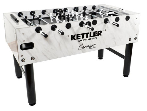 KETTLER CARRARA OUTDOOR FOOSBALL TABLE