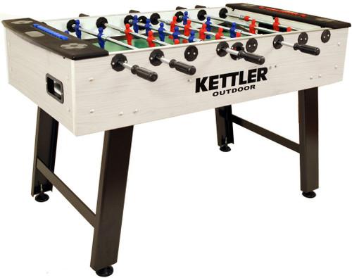 KETTLER MONTE CRISTO OUTDOOR FOOSBALL TABLE