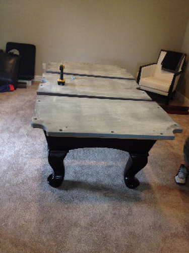 FREE POOL TABLE REMOVAL