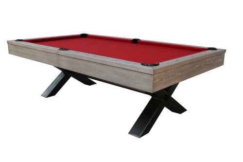 Exodus  Rustic Pool Table