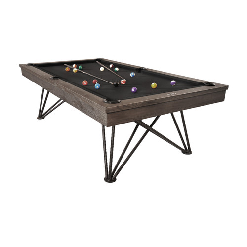 Dauphine Raven Complete Pool Table
