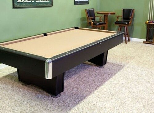 7 or 8 Ft CL Bailey Addison Pool Table - Side view