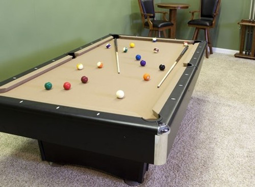7 or 8 Ft CL Bailey Addison Pool Table with balls
