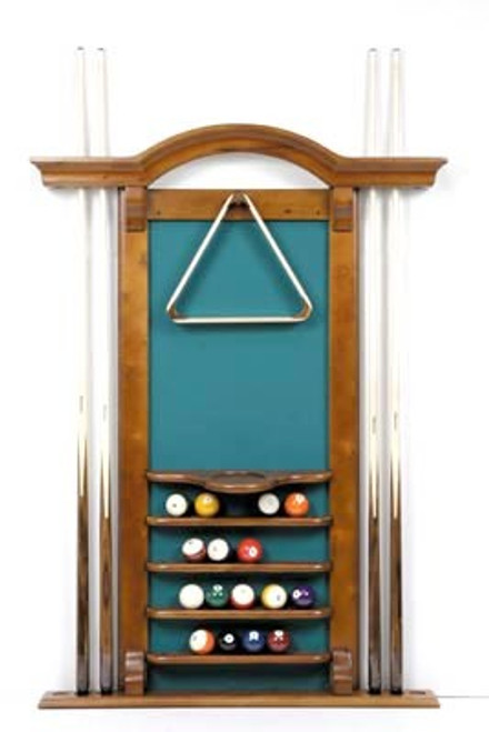 Arch Wall Cue Pool Rack  - Imperial Thumbnail 2