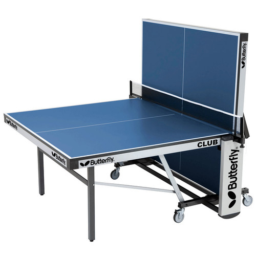 Butterfly Club 25 Rollaway Table Tennis Table - one sided fold