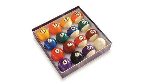 Platinum Accessory Kit - Pool Balls view 2