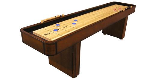 12 Foot C.L Bailey Shuffleboard table