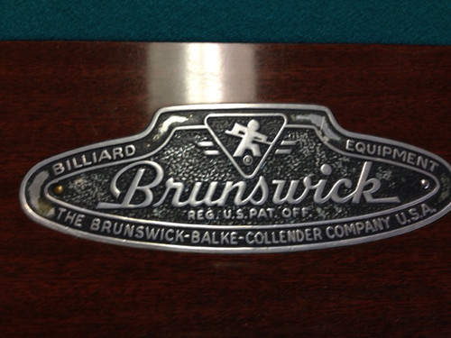 5x10 ft Snooker Table  - Brunswick Thumbnail 1