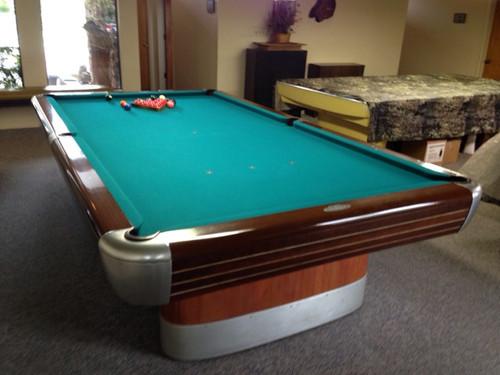 5x10 ft Snooker Table  - Brunswick Thumbnail 3