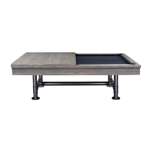 7 or 8 Foot Modern Pool Dining Table - Imperial Thumbnail 2