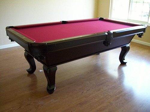 7 or 8 Ft Belmont Pool Table - view 1