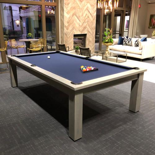 Eclipse Minimalist Pool Table - Full view 6