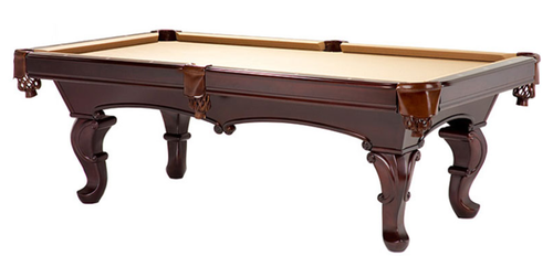 Antique Style Elise Victorian Pool Table
