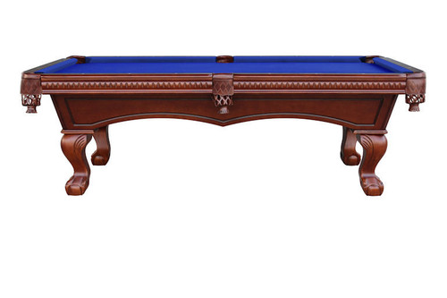 8 Foot Elrond Solid Maple Pool Table - Thumbnail 1
