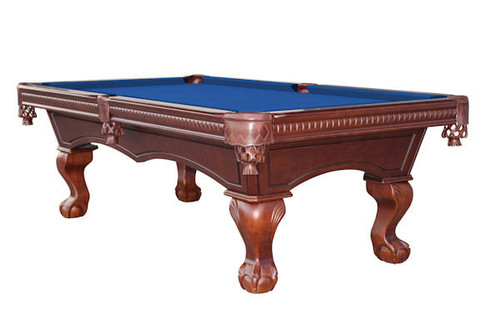 8 Foot Elrond Solid Maple Pool Table - Thumbnail 2