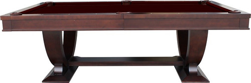 8 Foot James Classic Contemporary Pool Table - View 1