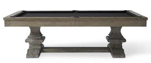 8 Ft Plank and Hide Beaumont Pool Table -  View 2