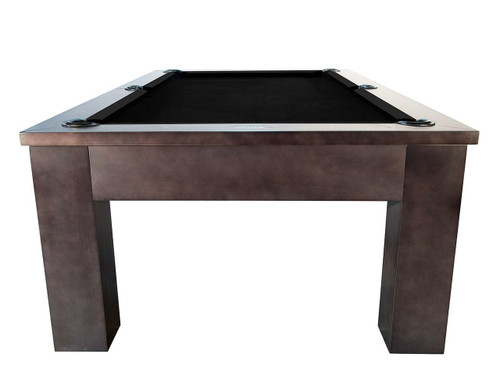 8 Ft Plank and Hide Fulton Pool Table - View 1