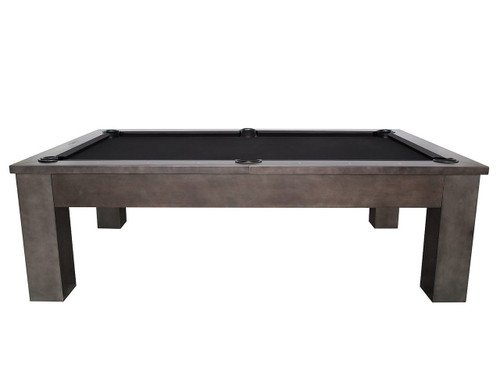 Plank and Hide Fulton Pool Table