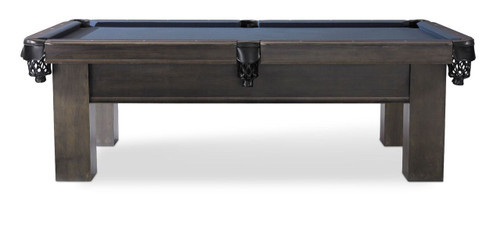 7 or 8 Foot Plank and Hide Parson Pool Table - View 2