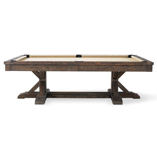 8 Foot Thomas Pool Table by Plank and Hide