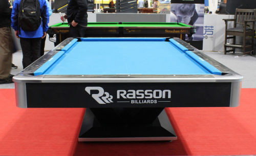 RASSON PRO VICTORY II TOURNAMENT COMMERCIAL POOL TABLE