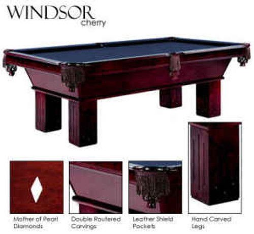 Windsor Pool Tables