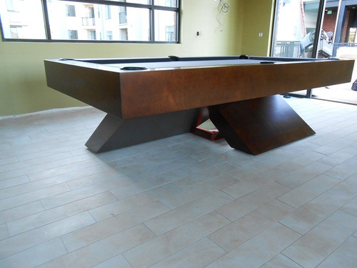 7 to 9 Foot Yen Pool Table  - View 1