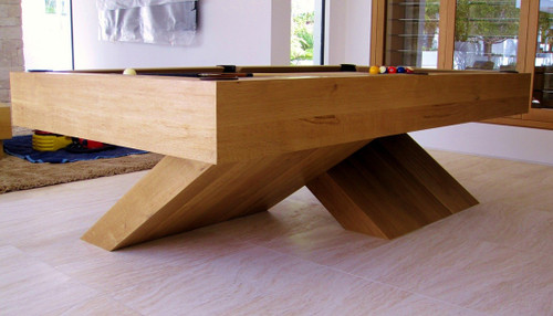 7 to 9 Foot Yen Pool Table  - View 2