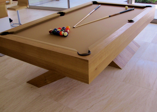 7 to 9 Foot Yen Pool Table  - View 3