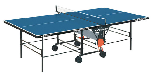 Butterfly Playback Rollaway Ping Pong Table/Table tennis table