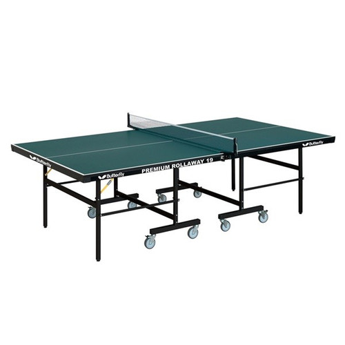 Butterfly Premium Rollaway Table Tennis Table - view 1