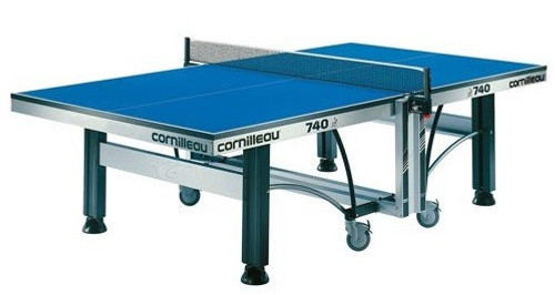 Cornilleau 740 Competition Table Tennis Table - View 2