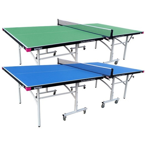 Butterfly Easifold Rollaway Ping Pong Table - view 1